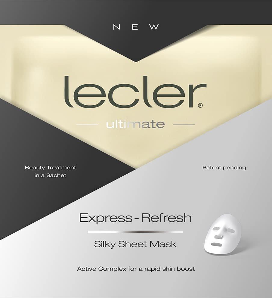 Lecler Express refresh sheet mask